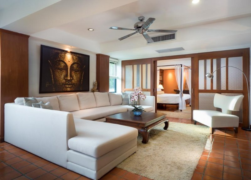 Closest 2 Bedroom to Nai Harn Beach, location de vacances à Phuket