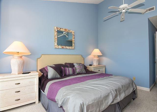 Wrightsville Dunes 3B-D Master Bedroom