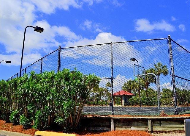 Basketball Court II Beachside