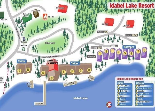 Map Of Idabel