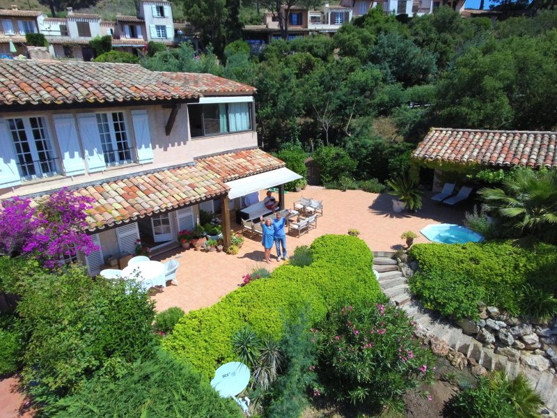 VILLA SEA WIEW, holiday rental in Sainte-Maxime