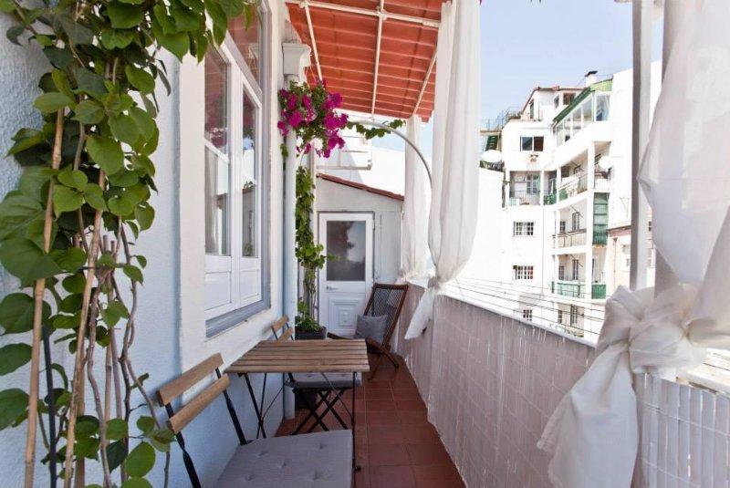 balcon Tejoblick