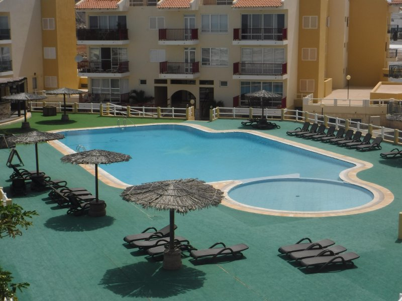 Boa Vista - Vila Cabral 2 - 1 Bed - Sea View, holiday rental in Sal Rei