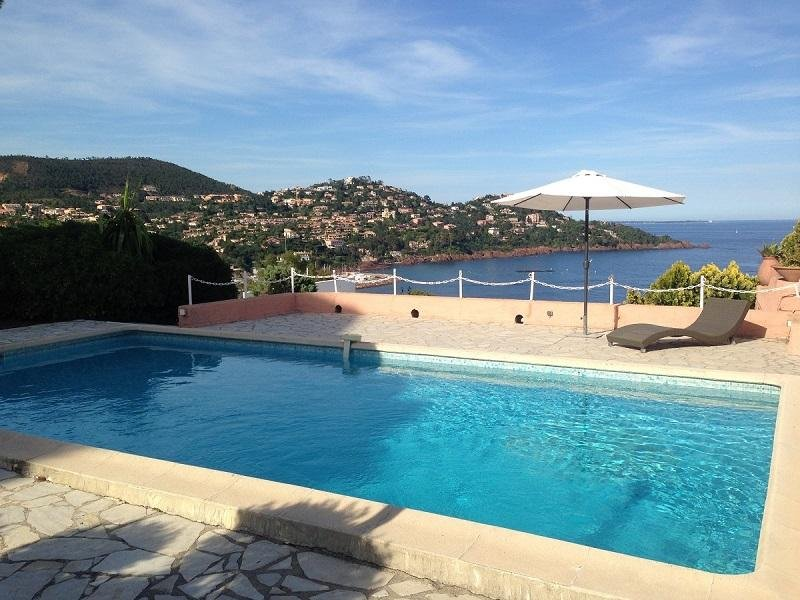 Stunning views from the garden, all bedrooms and most terraces