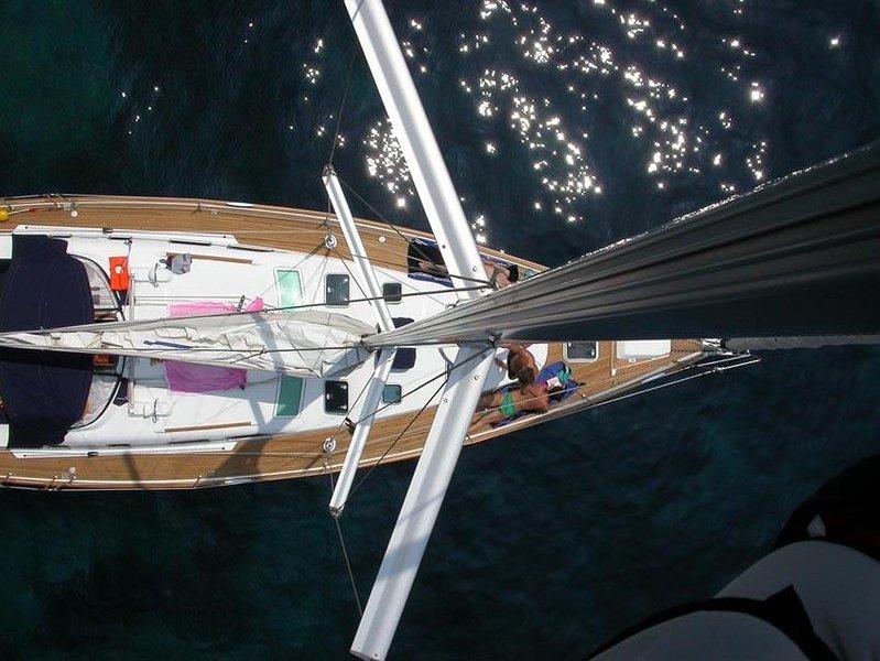 Ponza in barca a vela, location de vacances à Île de Ponza