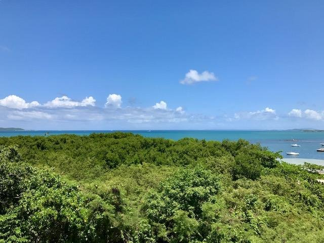 Breathtaking Caribbean Sea & Mangrove Forests Views from Romantic Private Balcony