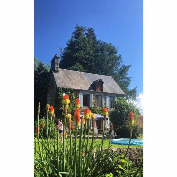 La Belle Etoile, vacation rental in Brecey