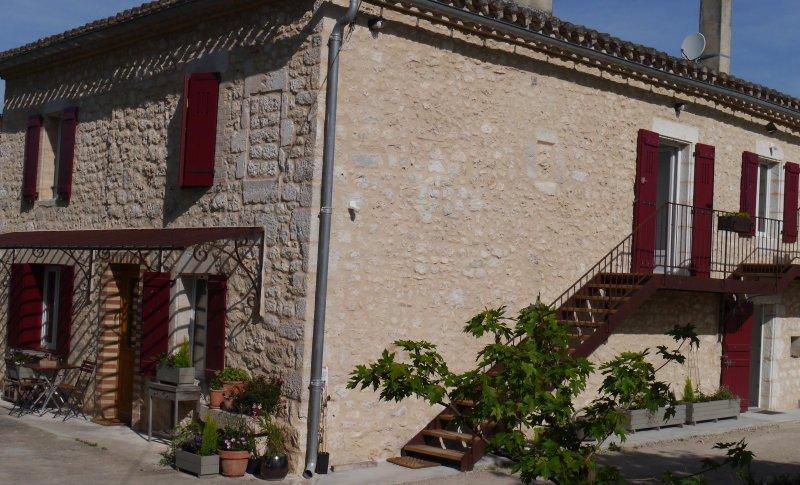 Le Relais d'Arzac, vakantiewoning in Vindrac-Alayrac