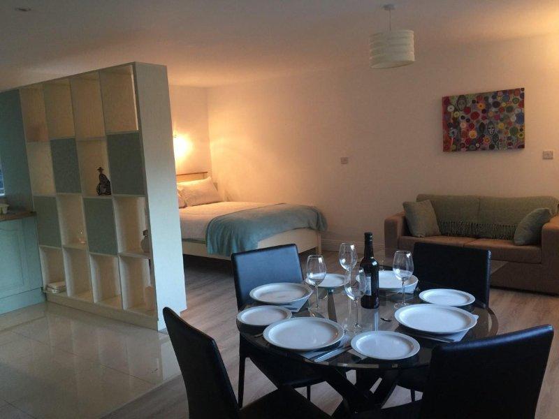 Experience comfortable Studio living on Galway's  Wild Atlantic Way!