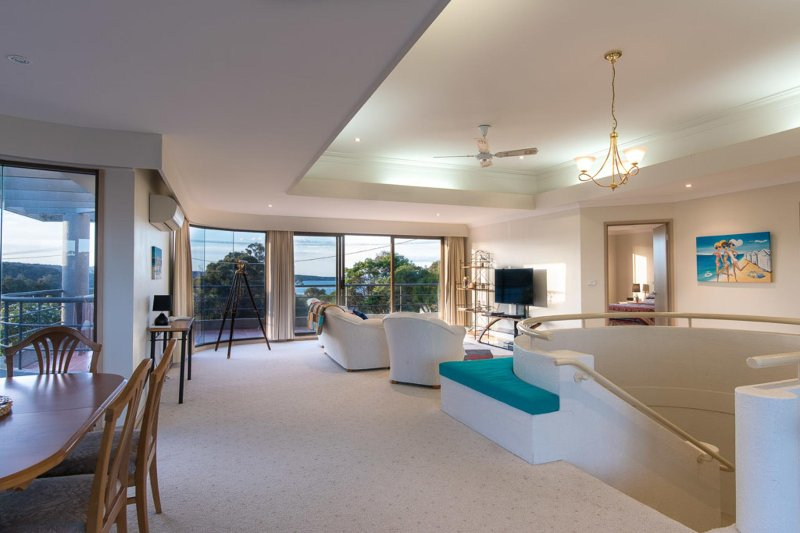 Spacious and inviting