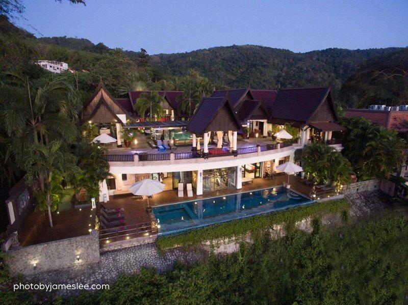Villa tailandesa Bann Chang