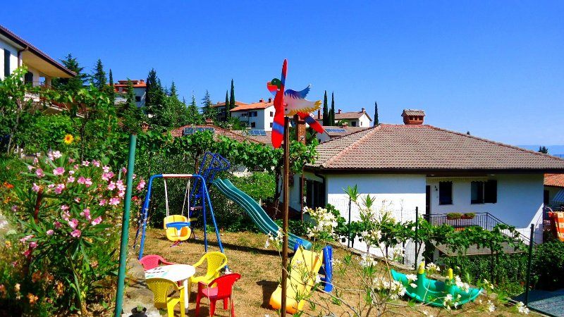 APARTMA VITEZ SOL, vacation rental in Izola