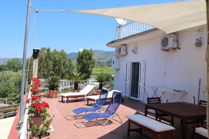 Villa Elvira Country House, vakantiewoning in Sangineto