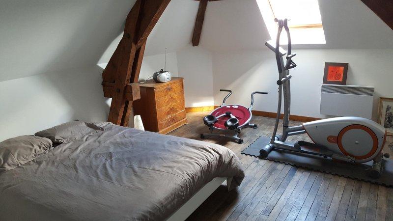Appartement agréable 1 à 4 personnes, holiday rental in Arc-en-Barrois