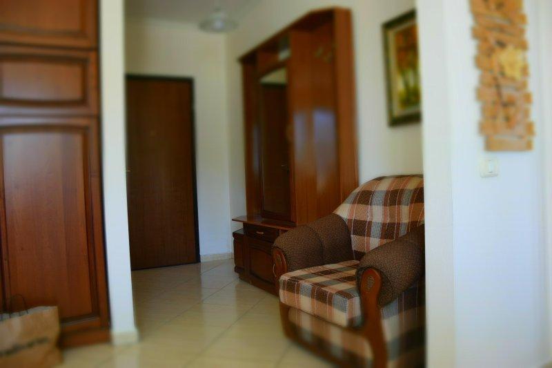 Cozy, warm and modern flat near the center of Tirana, location de vacances à Daias-Barabas