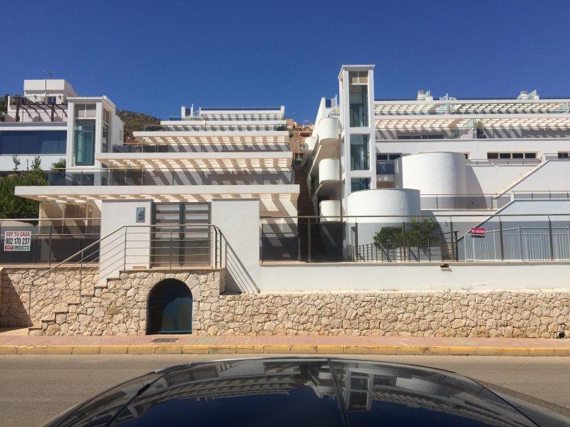 APARTAMENTO GRAN LUJO EN MOJACAR PLAYA.MARINA DE LA TORRE., holiday rental in Mojacar Playa