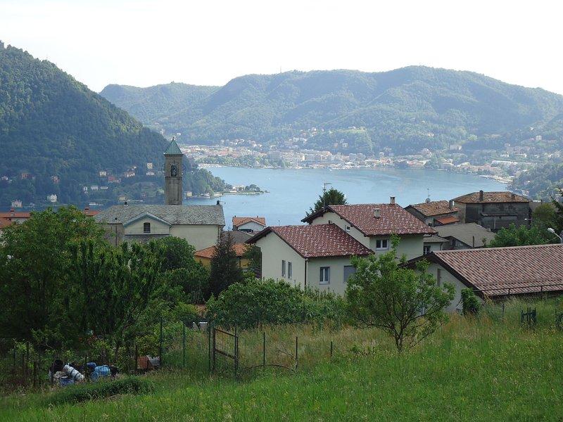 Como lake -La cà in piaza, location de vacances à Cernobbio