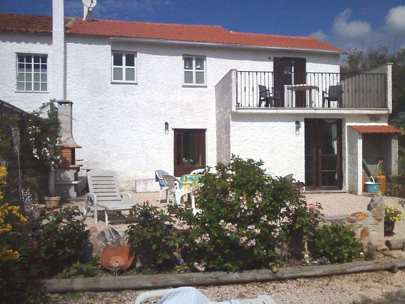 Casa de Alagoa, 6/8 pers, piscina 3m, Arganil 2kms, holiday rental in Sao Joao de Areias