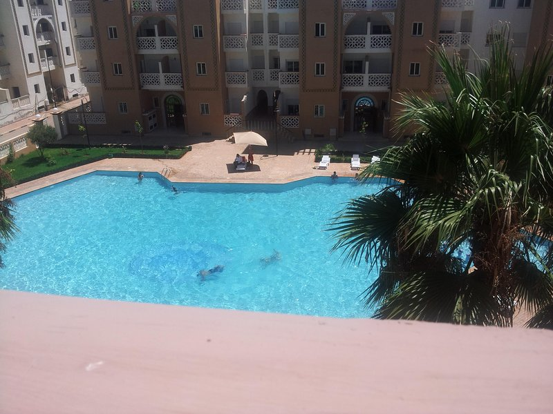 Appartement mohammedia au maroc 80m2, holiday rental in Casablanca-Settat