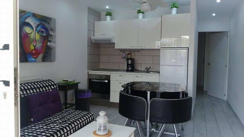 Bright Apartment Canary Islands - Tenerife - CostaAdeje, vacation rental in Playa de Fanabe