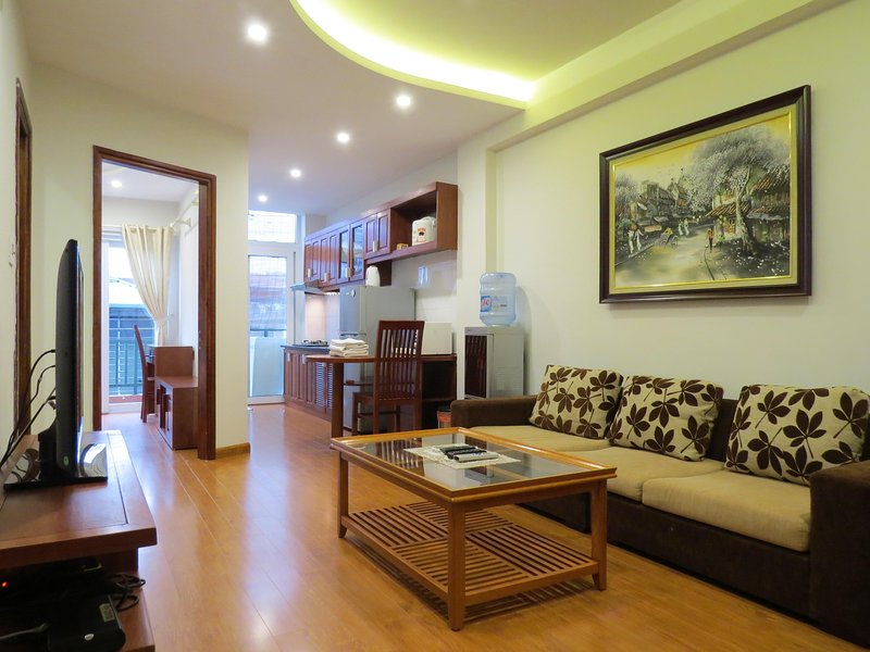 D503 Palmo Serviced Apartment - 1BR, Private balcony, Free laundry, vacation rental in Hanoi