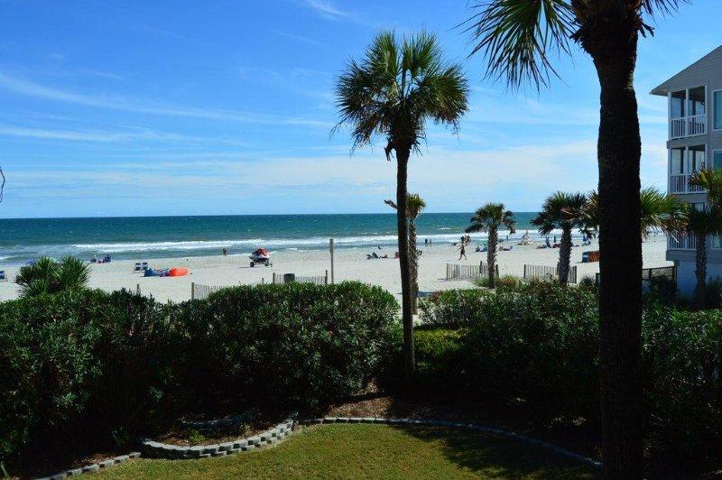 Vista al Mar ~ Beachview