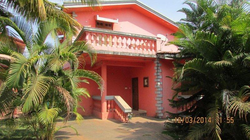 Luxo Moradia 2 quartos 3 quartos Banheiro Beach Villa 200 metros da Praia de Varca com pátio privado