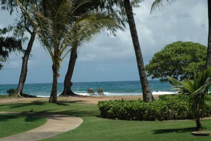 Kauai Vacation Rental By Owner Rent Condo #160 Almost Oceanfront - Ocean View!!, alquiler de vacaciones en Kapaa