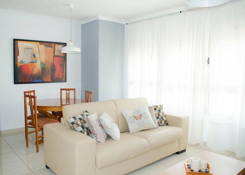 Acojedor piso en las canteras, aluguéis de temporada em Las Palmas de Gran Canaria