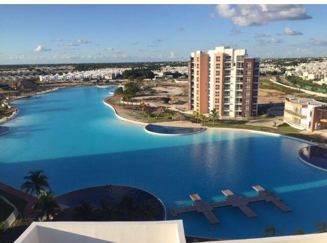 Aquamarina, hermoso departamento amueblado y equipado para vacacionar en Cancún, holiday rental in Cancun