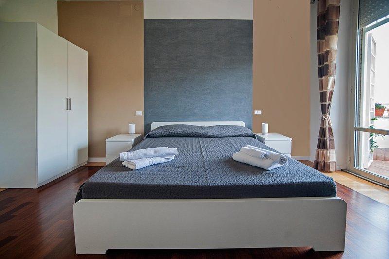 Parioli double room Overview