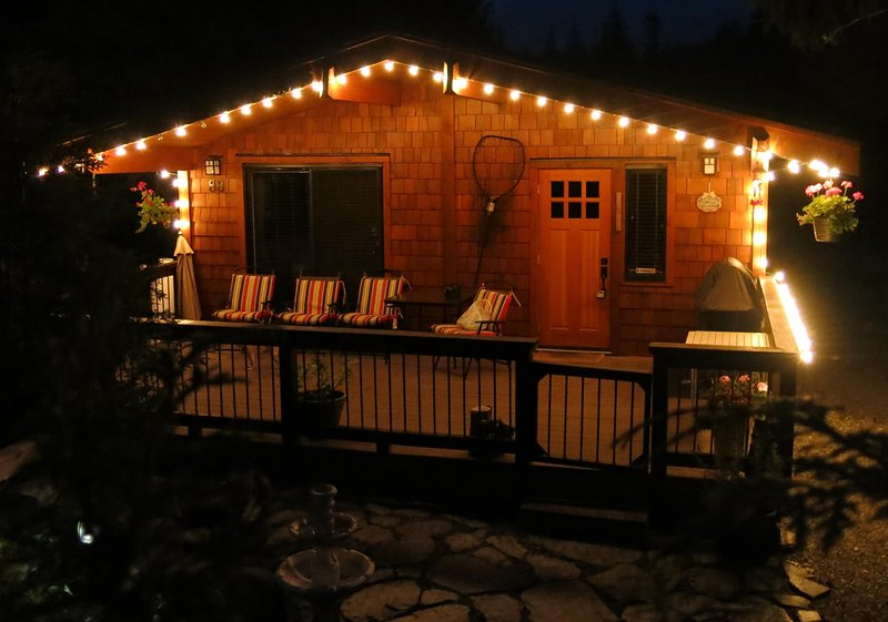 A Shack In The Woods, holiday rental in Port Renfrew