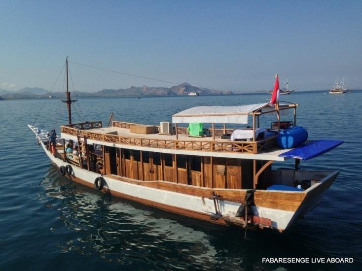 Boat Komodo Marina, holiday rental in Badjo