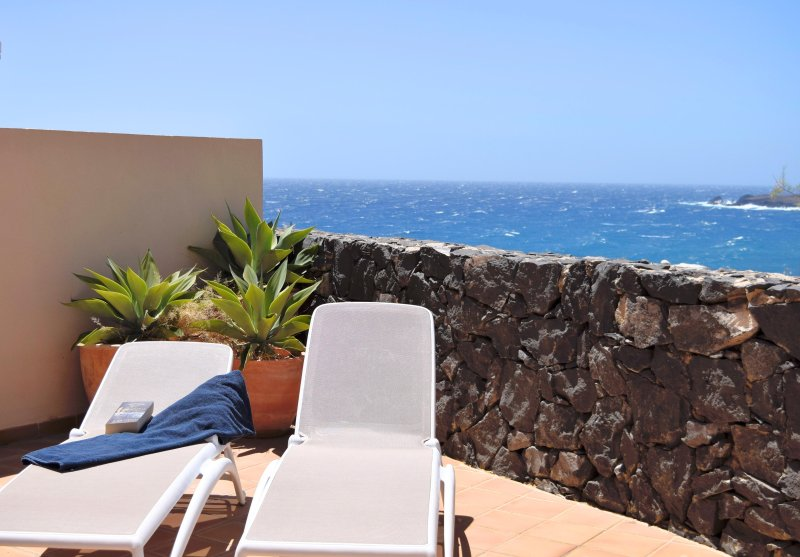 Sea view apartment, free wifi, holiday rental in Poris de Abona