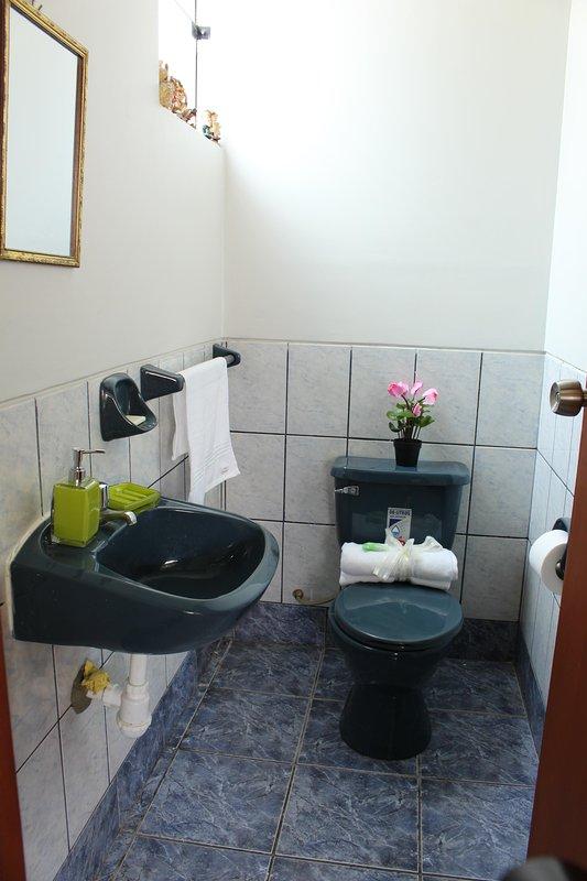 salle de bains invités