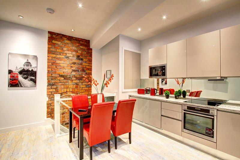 Piccadilly Luxury Suites, location de vacances à Manchester