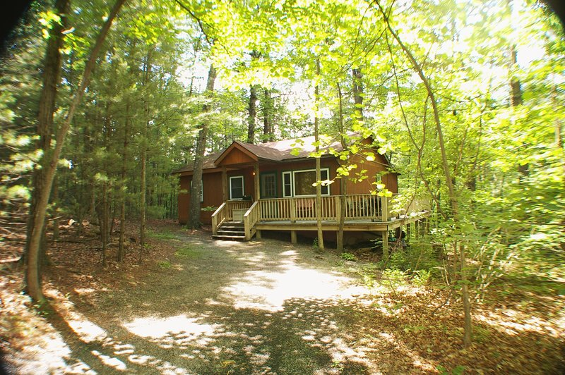 Welcome to Cabin at Sleepy Creek! Rest and relaxation awaits...