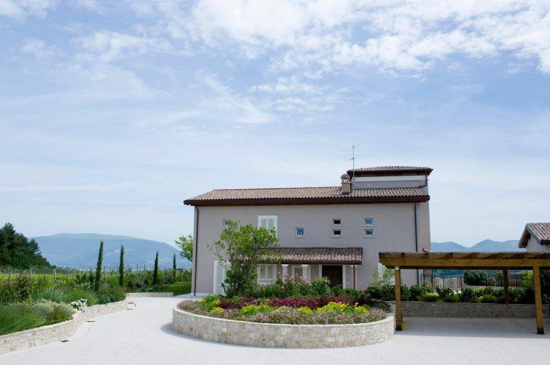 Charming apartment 'la torretta', Ferienwohnung in Macciano