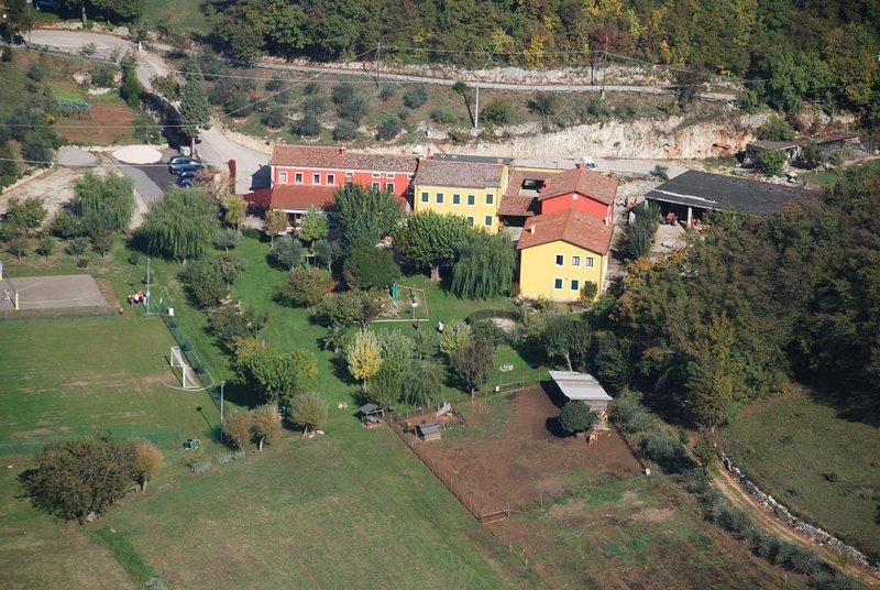 Agriturismo Valle Verde, location de vacances à Lonigo
