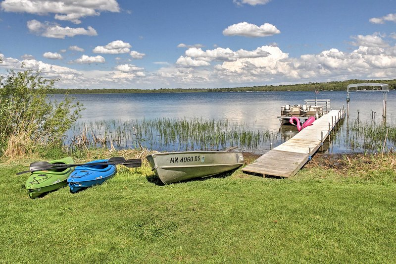 Situado en Misión lago más bajo, usted disfrutará de la última estancia de Merrifield en este 3 dormitorios, cabina de baño 2-vacaciones!
