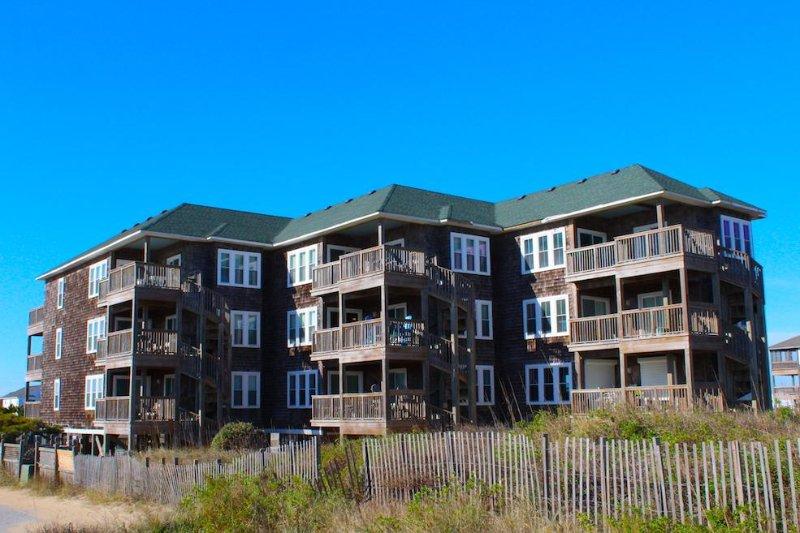 Sandcastle Village Oceanfront Condominiums at MP 8