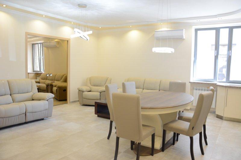 Bright Modern flat in the center of Yerevan, vacation rental in Garni