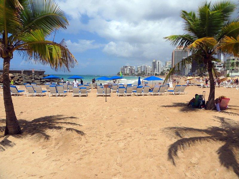 Un isolato dalla spiaggia