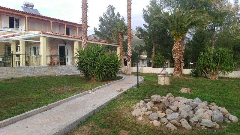 Holiday Villa, holiday rental in Porto Germeno