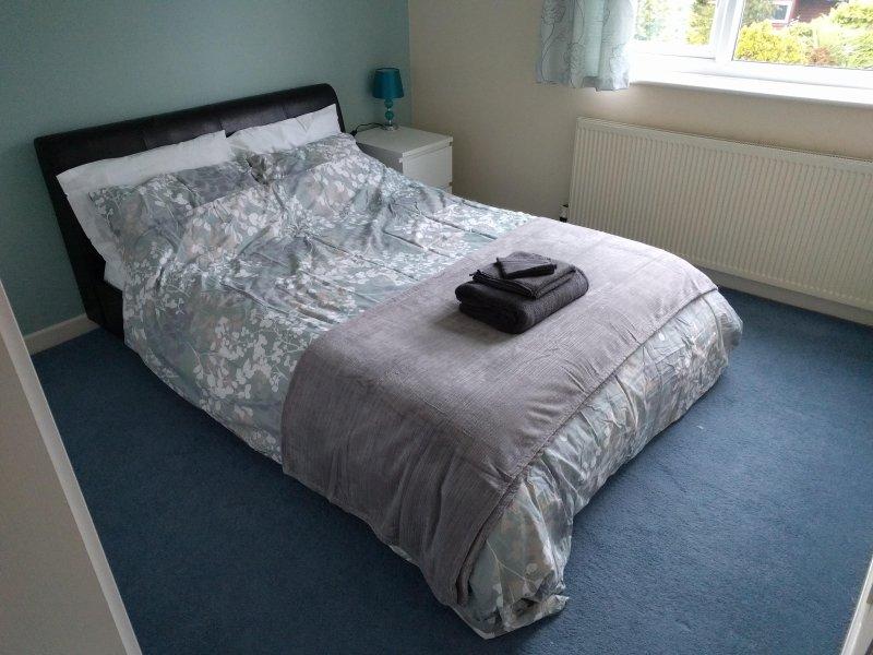 Oakdale Double Room, location de vacances à Mobberley