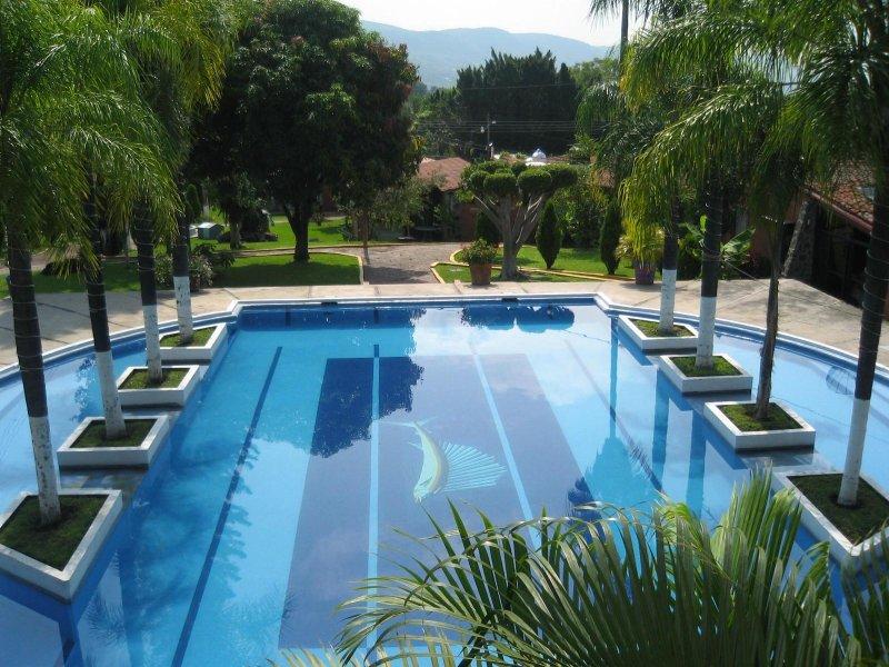 Casa acogedora, cálida y silenciosa en Jiutepec, Morelos., holiday rental in Yautepec