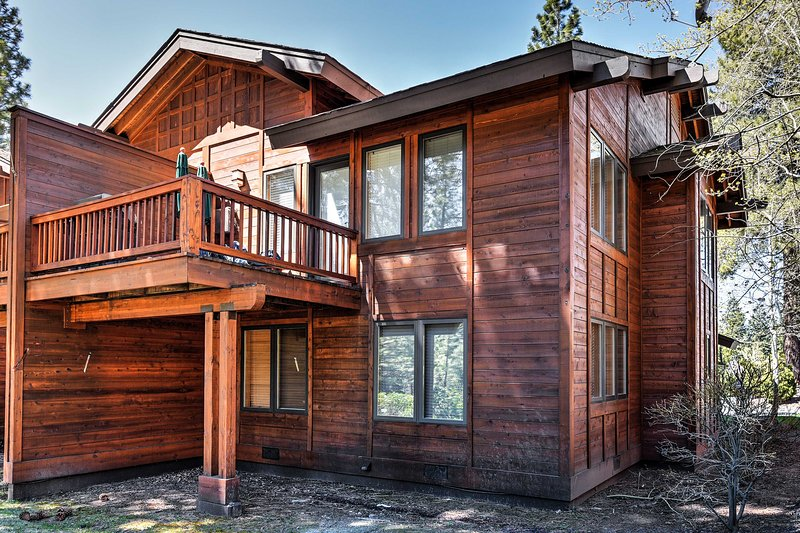 Gather your family for the ultimate Lake Tahoe getaway when you stay at this 3-bedroom, 3-bathroom Incline Village vacation rental condo.