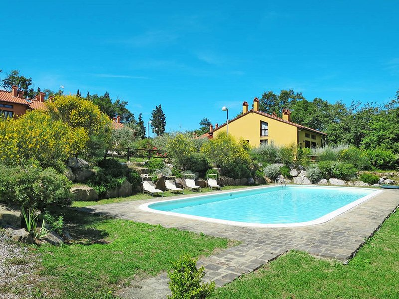 Cottage Il Gelsomino near San Gimignano, Firenze, Siena...., casa vacanza a Gambassi Terme