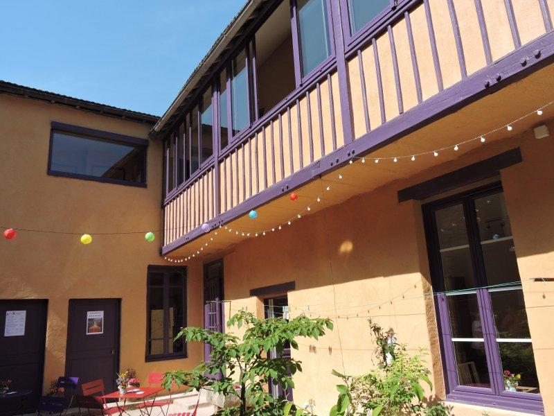 Chambres d'hôtes Les Coûtas - La chambre du Cuivré des Marais, location de vacances à Arcy-sur-Cure