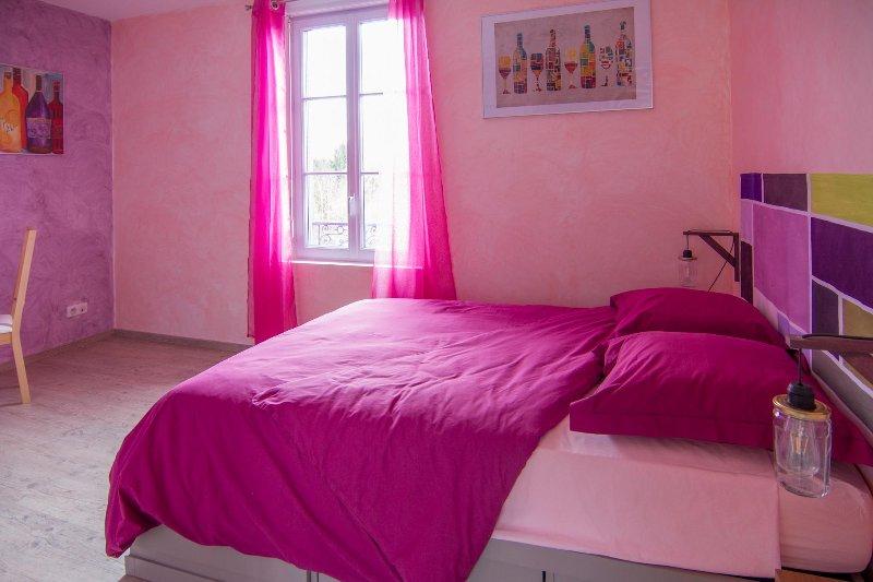 Chambres d'hôtes Les Coûtas - La chambre des Fées, location de vacances à Arcy-sur-Cure